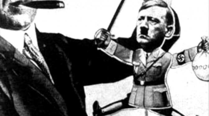 Extrait d'une affiche de propagande communiste.
