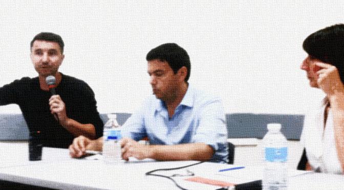 Enregistrements du débat Piketty – Besancenot du 15 juin 2015 : <i>Le capital au XXI<sup>ème</sup> siècle</i>